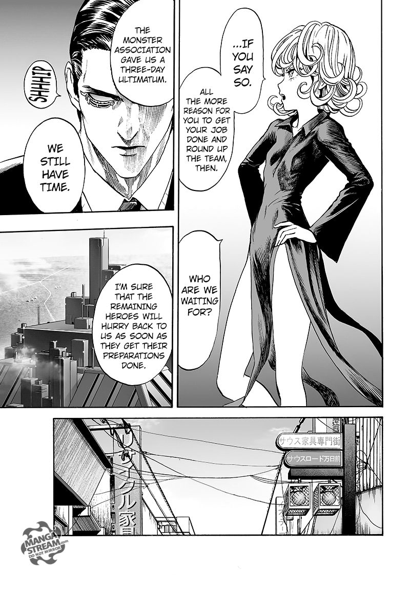 One Punch Man Chapter 85 Image 13