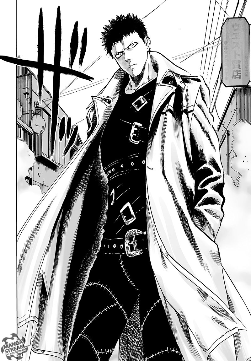 One Punch Man Chapter 85 Image 14