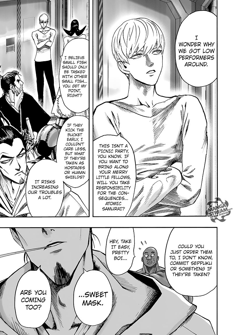 One Punch Man Chapter 85 Image 19