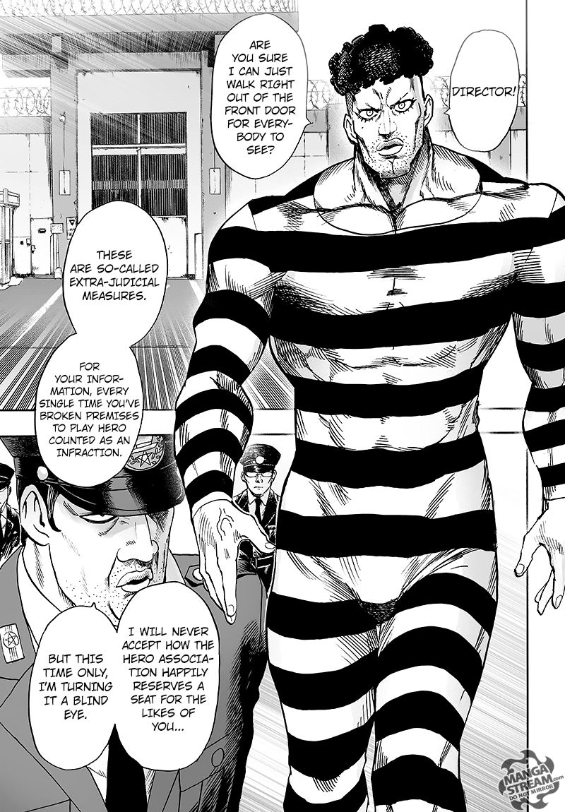 One Punch Man Chapter 85 Image 21