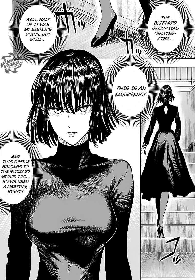 One Punch Man Chapter 85 Image 28