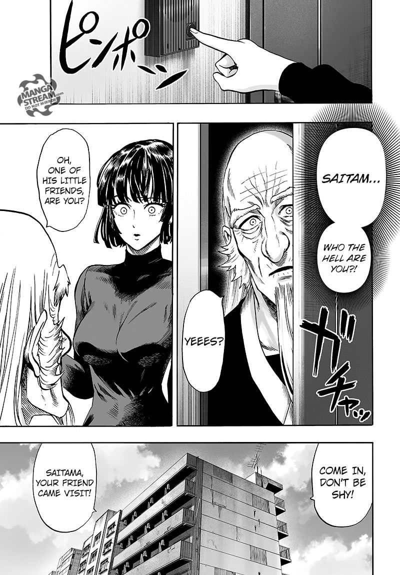 One Punch Man Chapter 85 Image 29