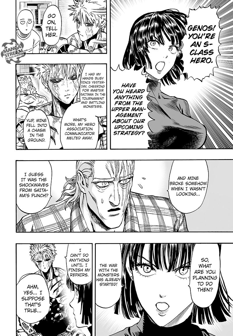 One Punch Man Chapter 85 Image 36