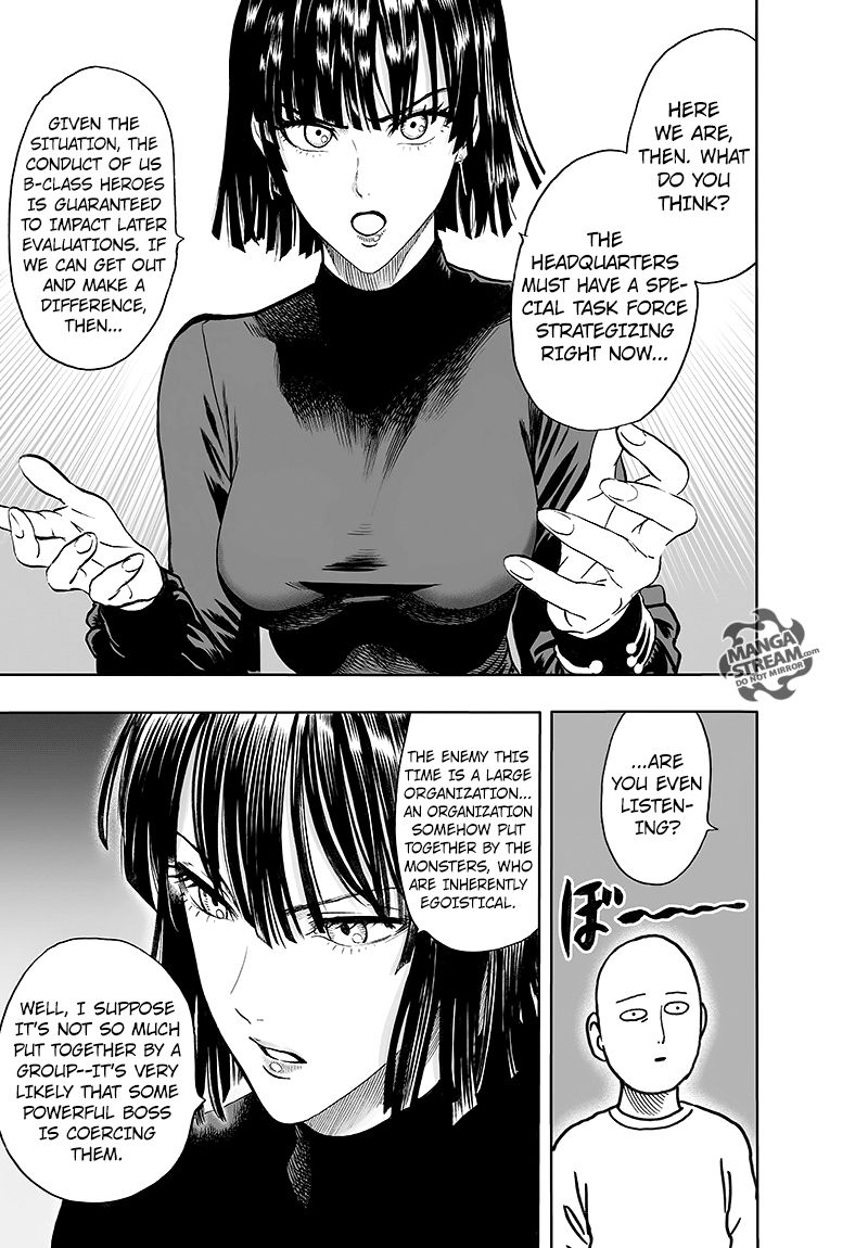 One Punch Man Chapter 85 Image 38