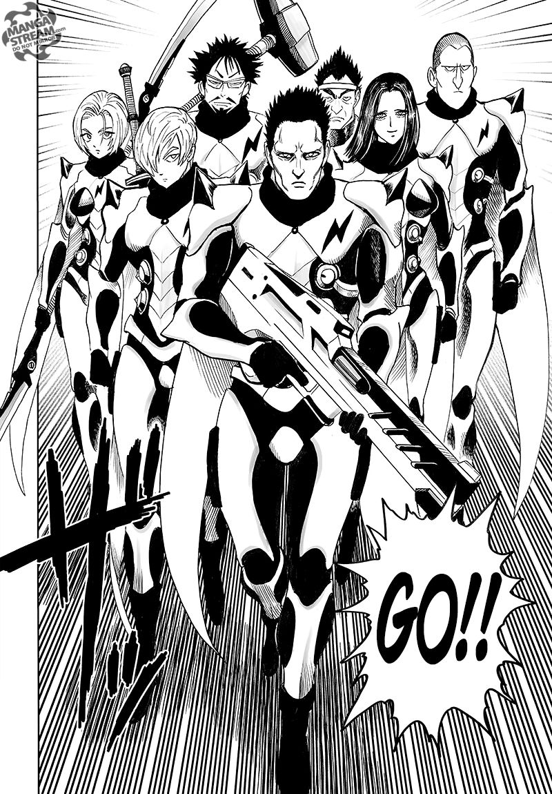 One Punch Man Chapter 85 Image 44