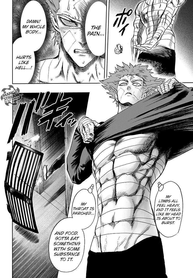 One Punch Man Chapter 86 Read Online Image 4