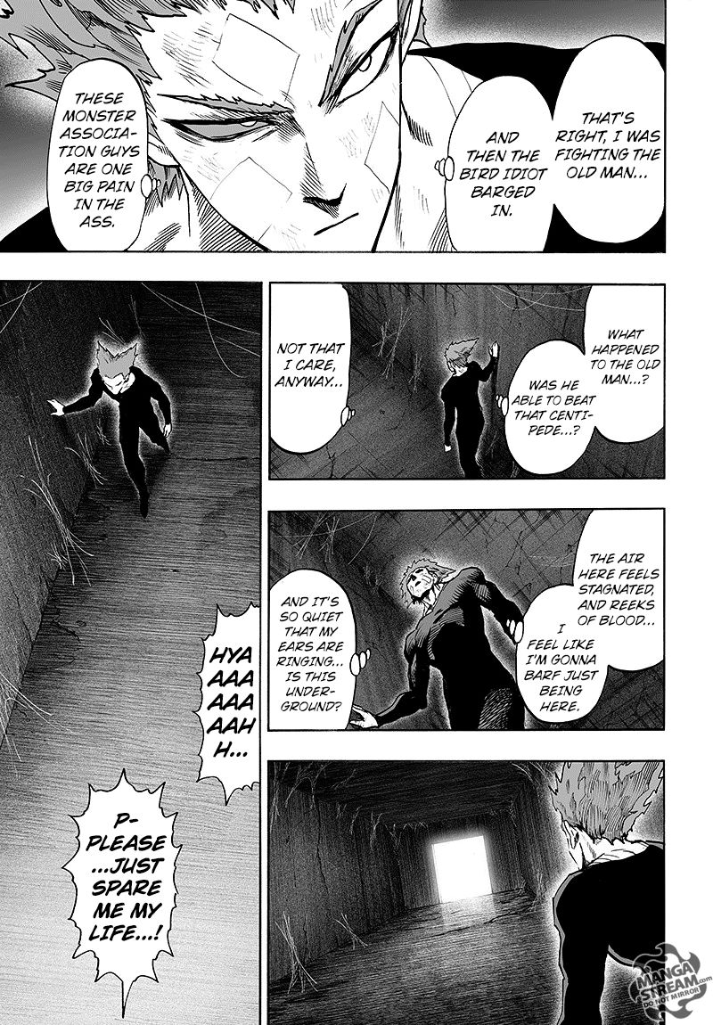 One Punch Man Chapter 86 Read Online Image 5