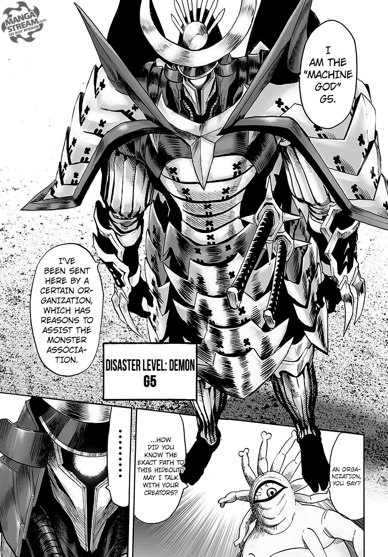 One Punch Man Chapter 86 Read Online Image 9
