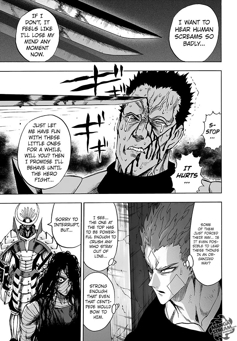 One Punch Man Chapter 86 Read Online Image 15