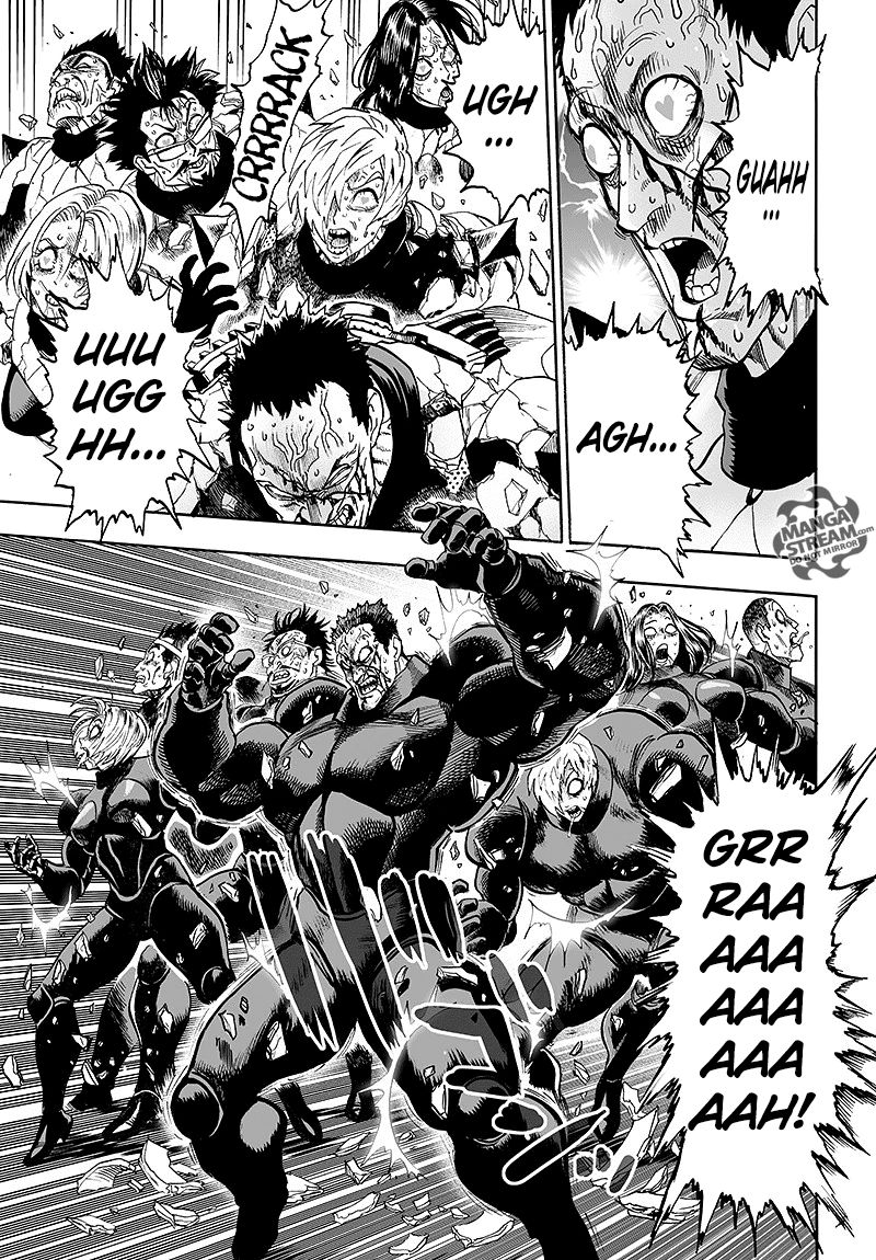One Punch Man Chapter 86 Read Online Image 19