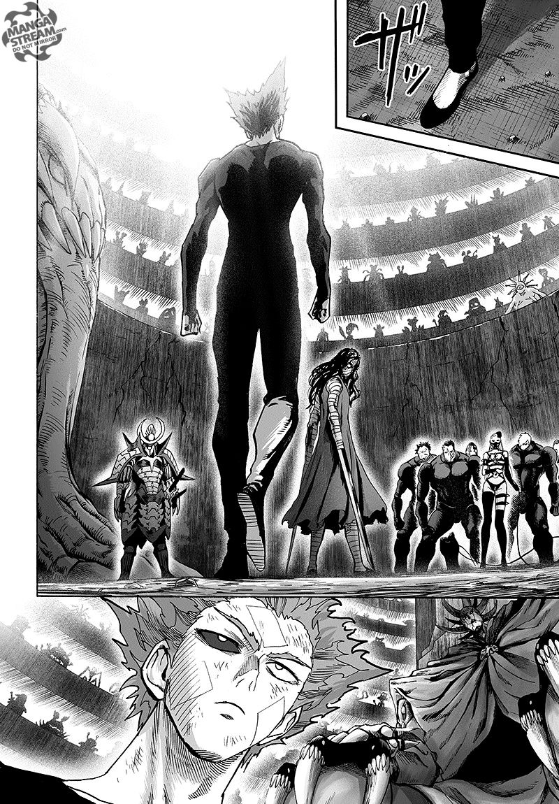 One Punch Man Chapter 86 Read Online Image 22