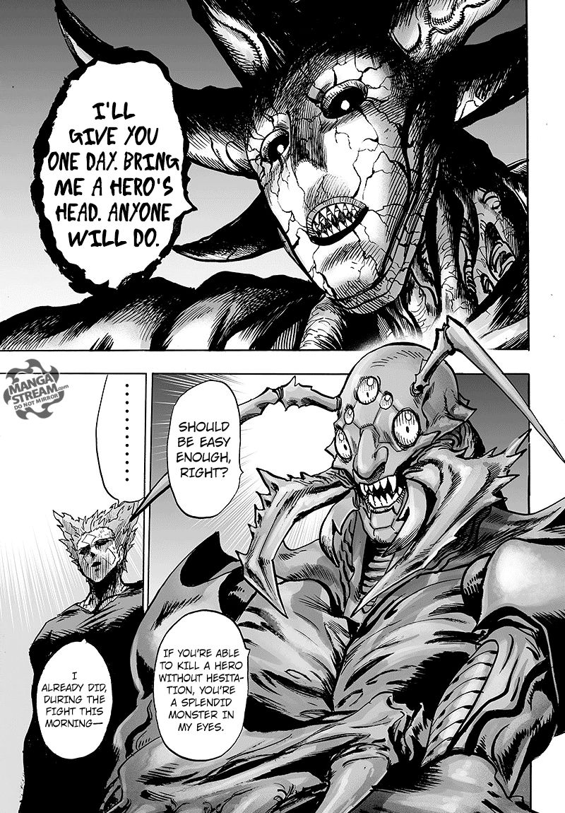 One Punch Man Chapter 86 Read Online Image 27