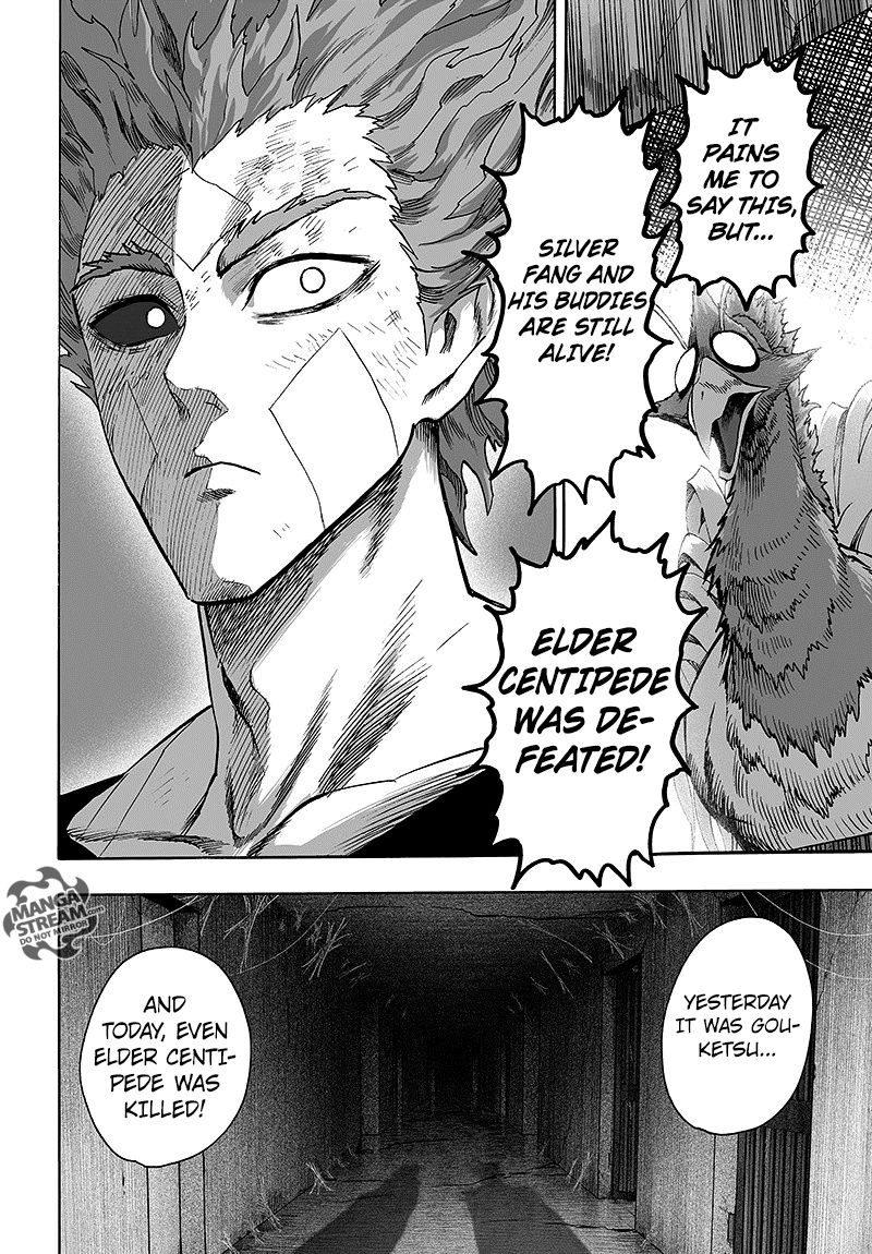 One Punch Man Chapter 86 Read Online Image 28