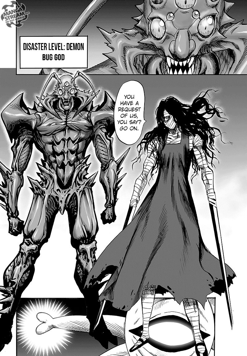 One Punch Man Chapter 86 Read Online Image 30