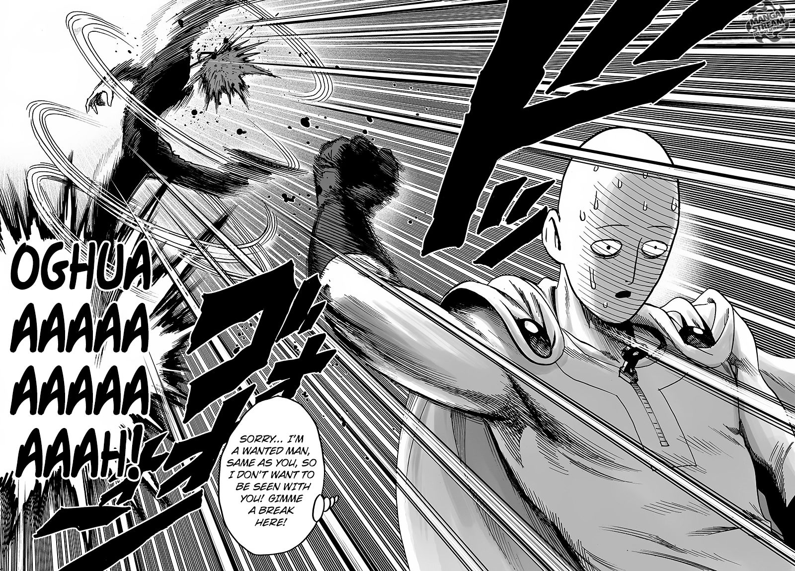 One Punch Man Chapter 87 Read Online Image 35