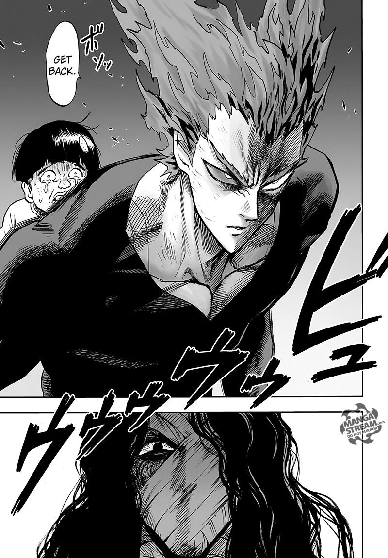One Punch Man Chapter 87 Read Online Image 43