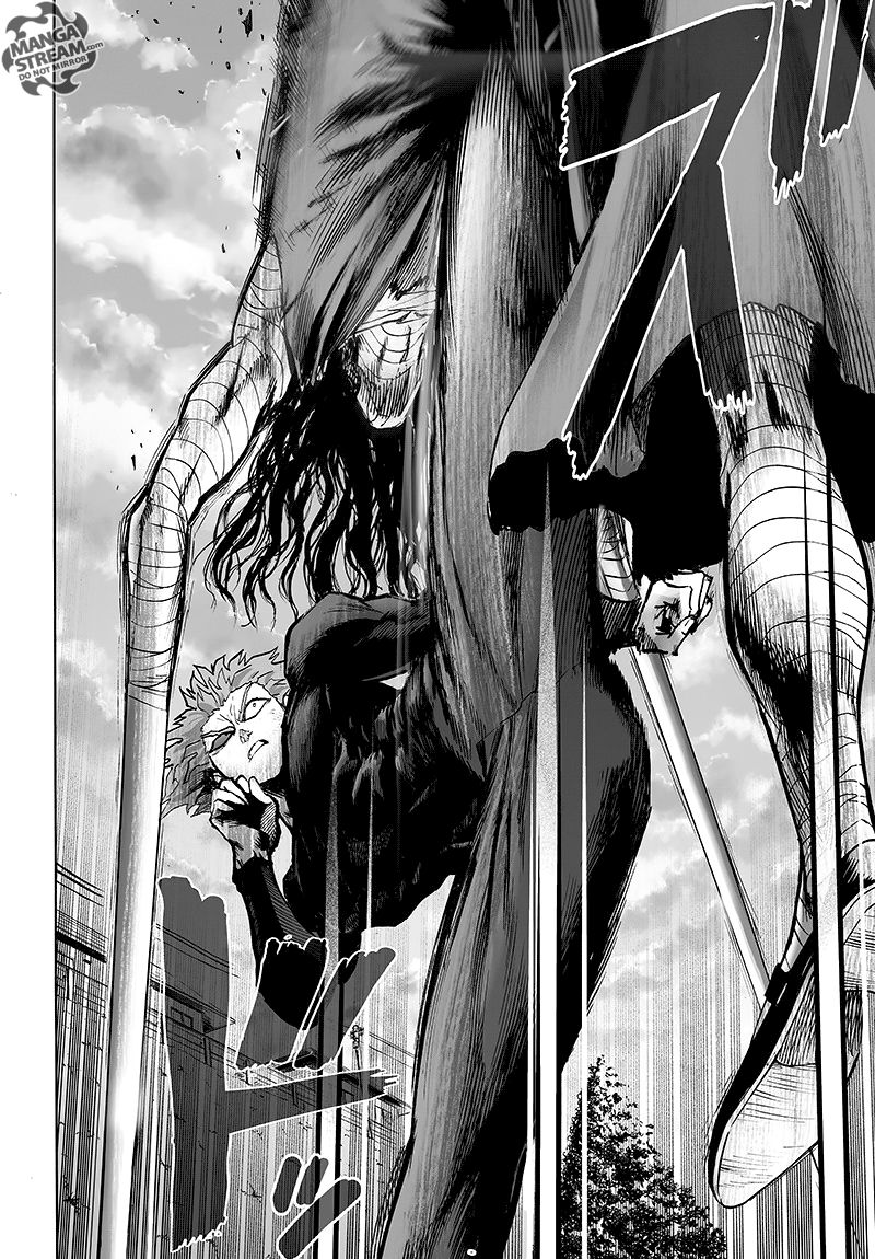 One Punch Man Chapter 88 Read Online Image 14
