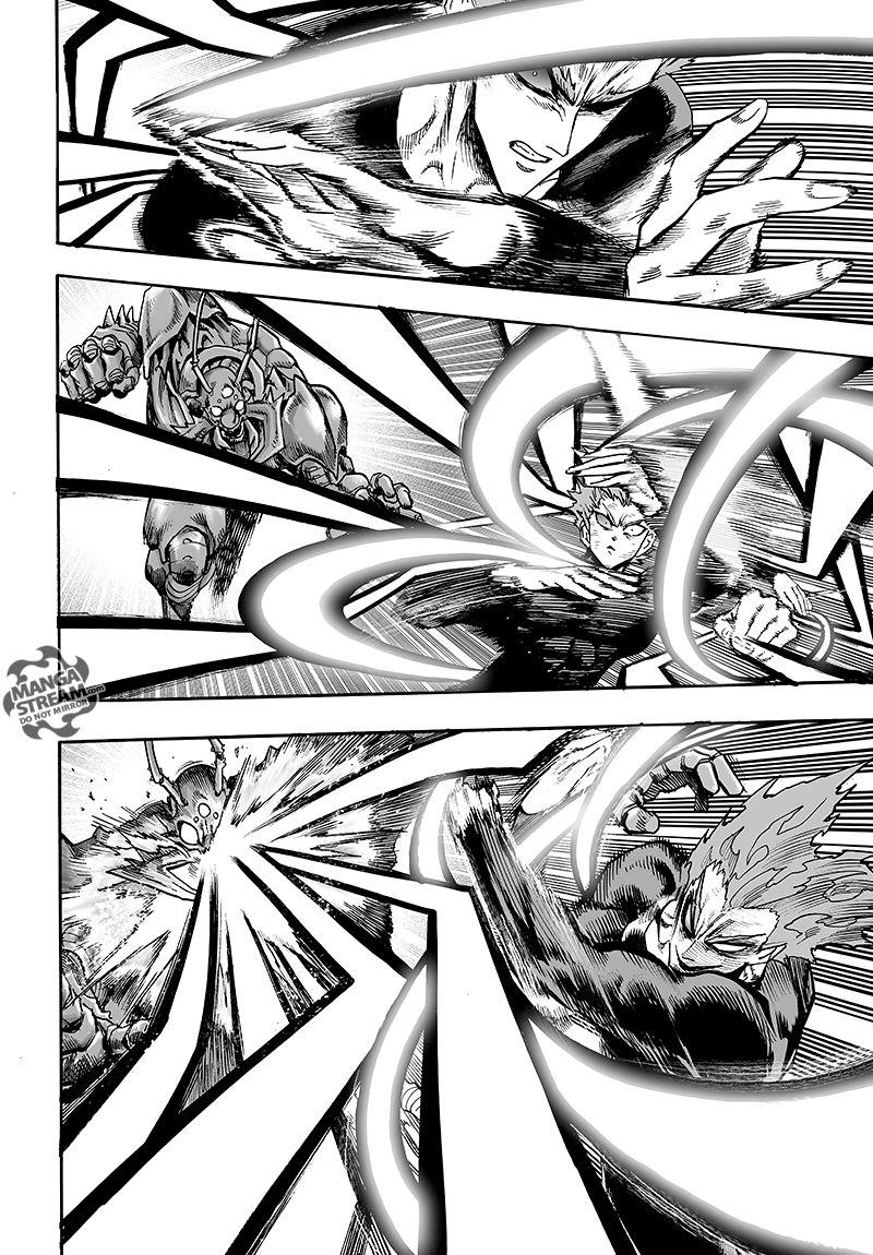 One Punch Man Chapter 88 Read Online Image 36