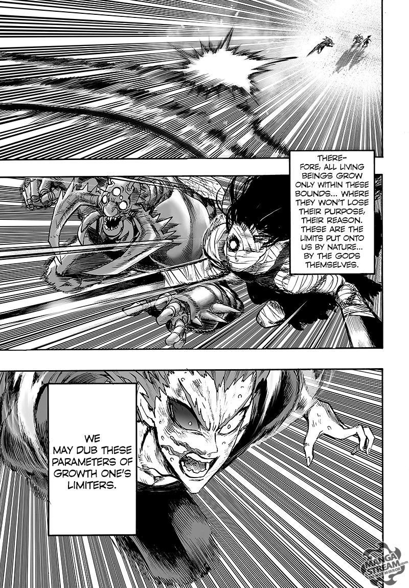 One Punch Man Chapter 88 Read Online Image 39