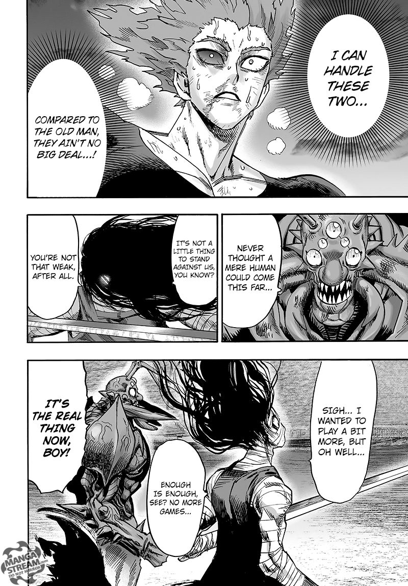 One Punch Man Chapter 88 Read Online Image 50