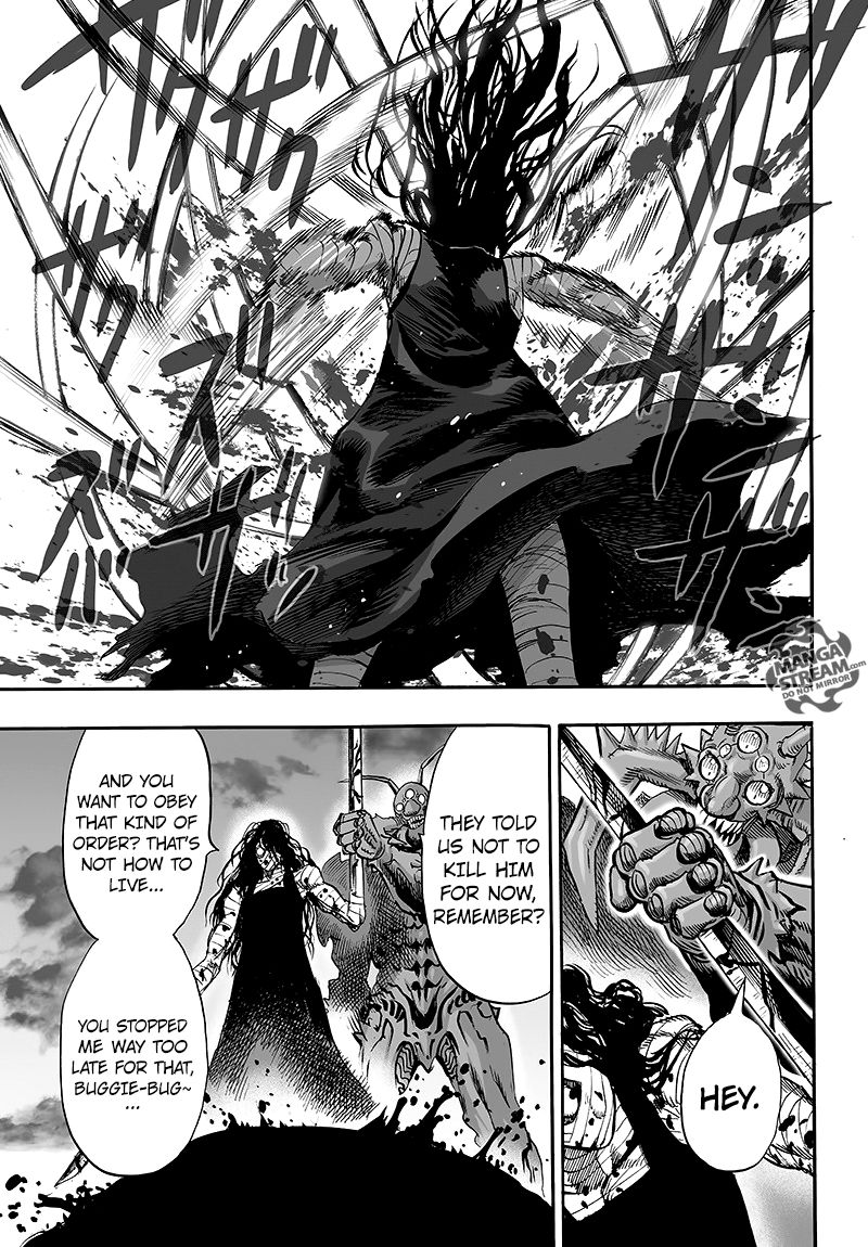 One Punch Man Chapter 88 Read Online Image 57