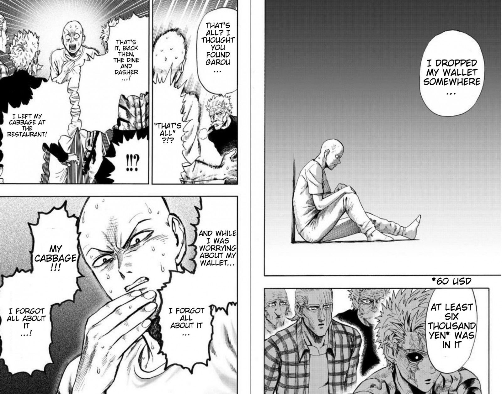 One Punch Man Chapter 89 Read Online Image 5