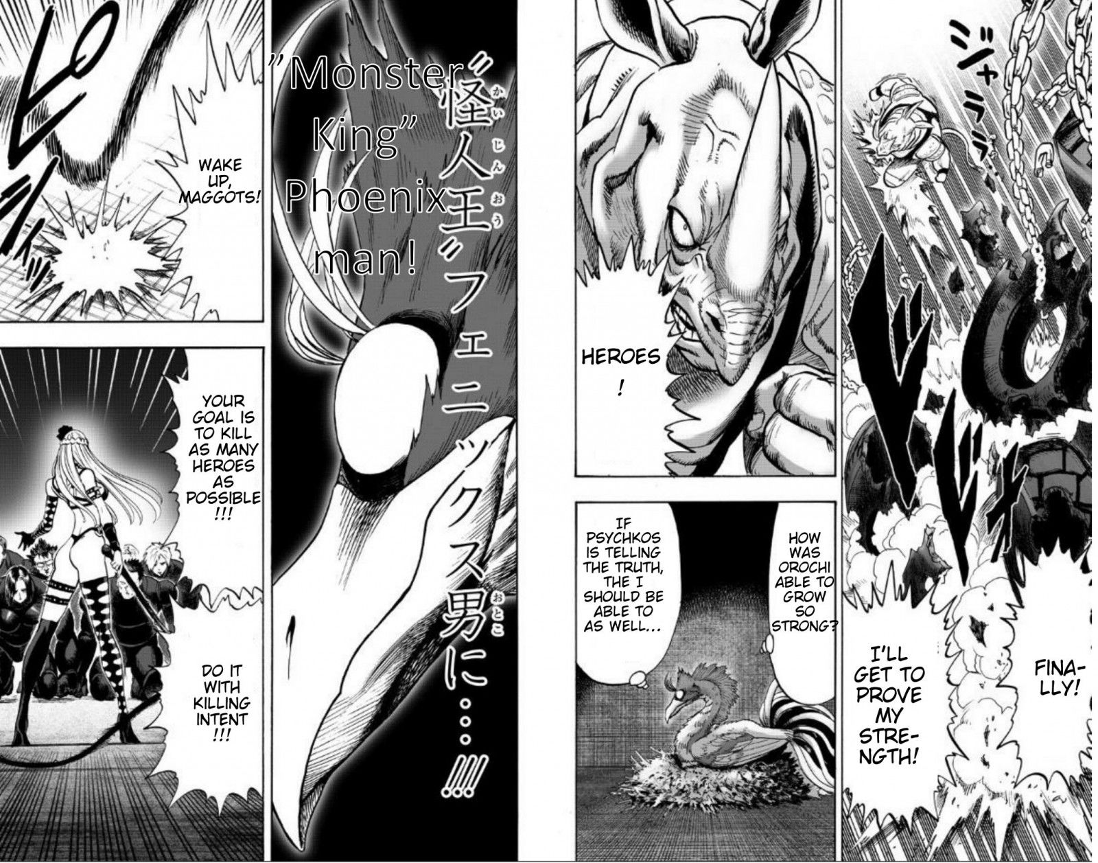 One Punch Man Chapter 89 Read Online Image 19