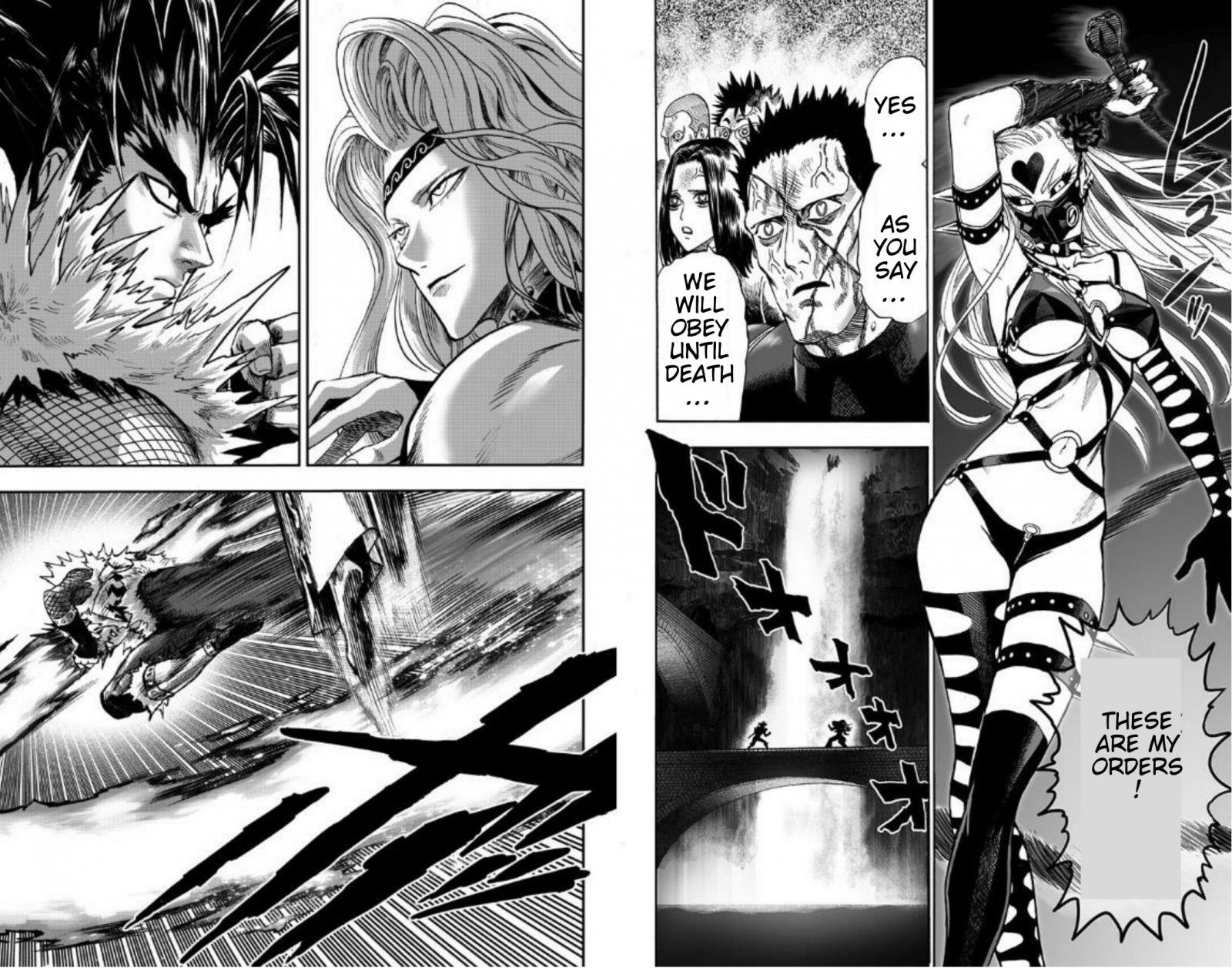 One Punch Man Chapter 89 Read Online Image 20