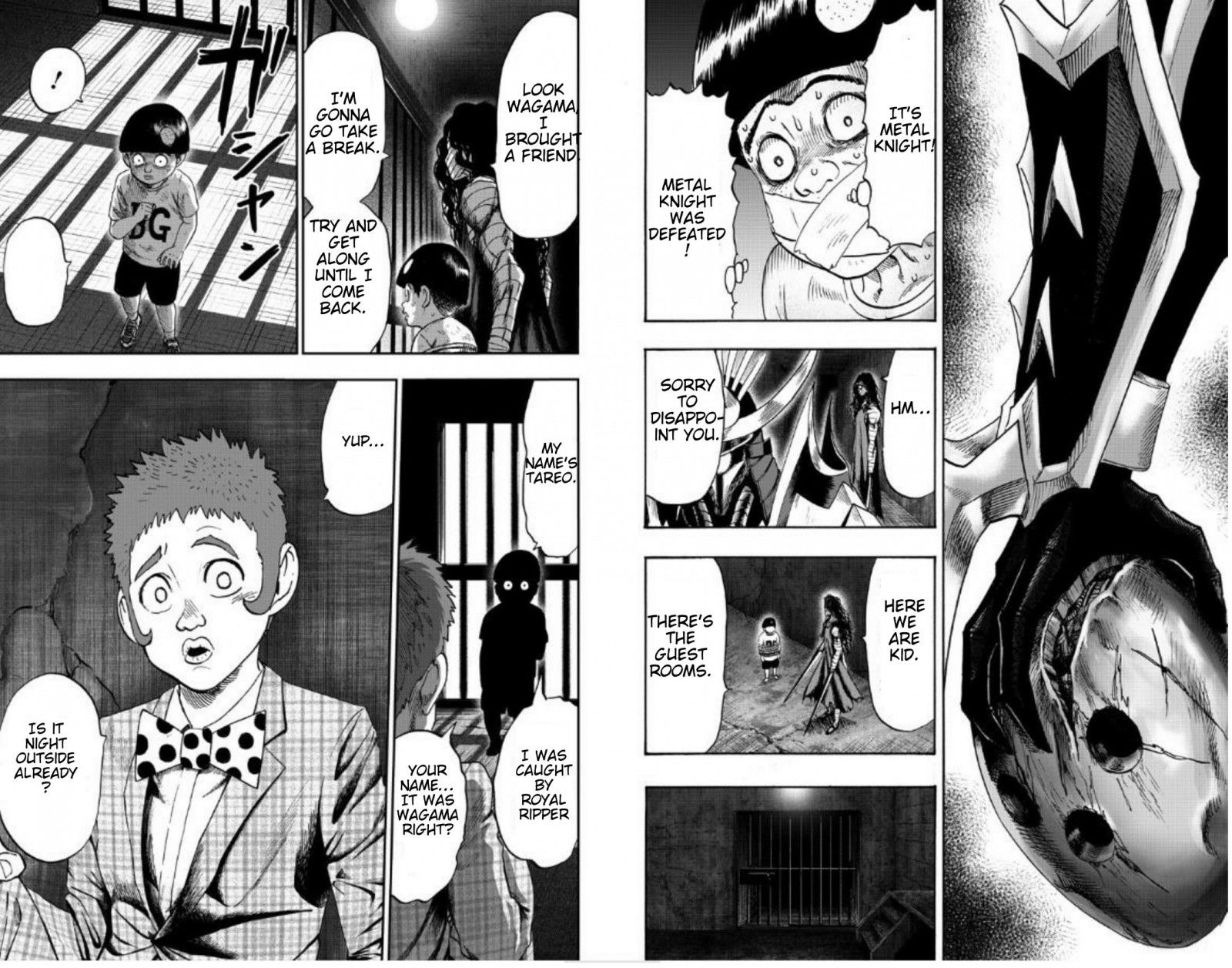 One Punch Man Chapter 89 Read Online Image 29