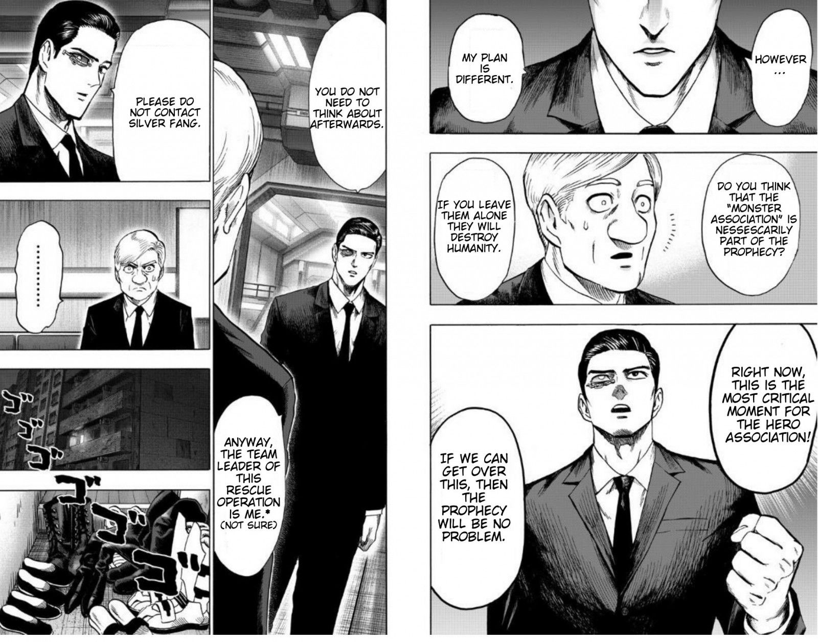 One Punch Man Chapter 89 Read Online Image 44