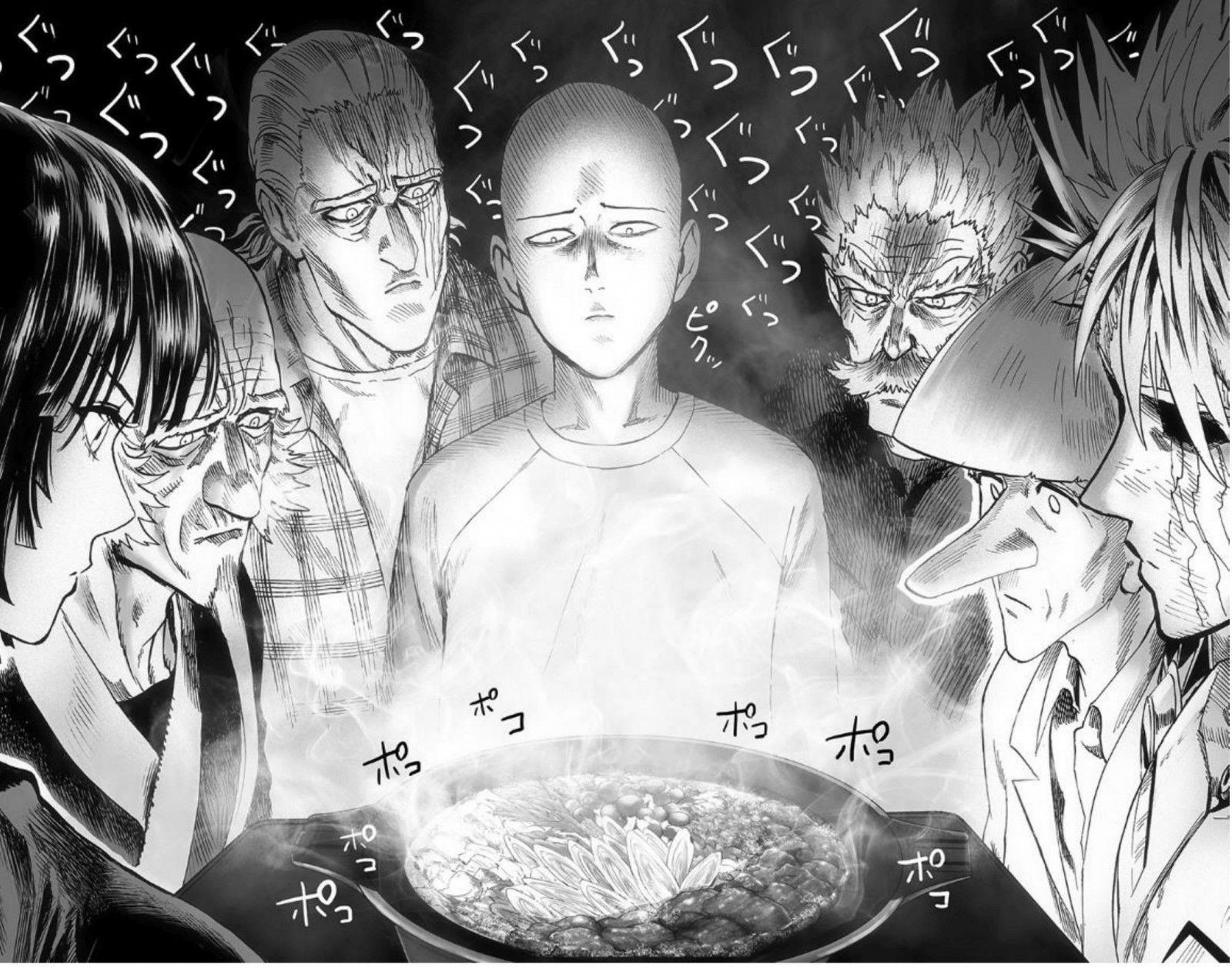 One Punch Man Chapter 89 Read Online Image 45