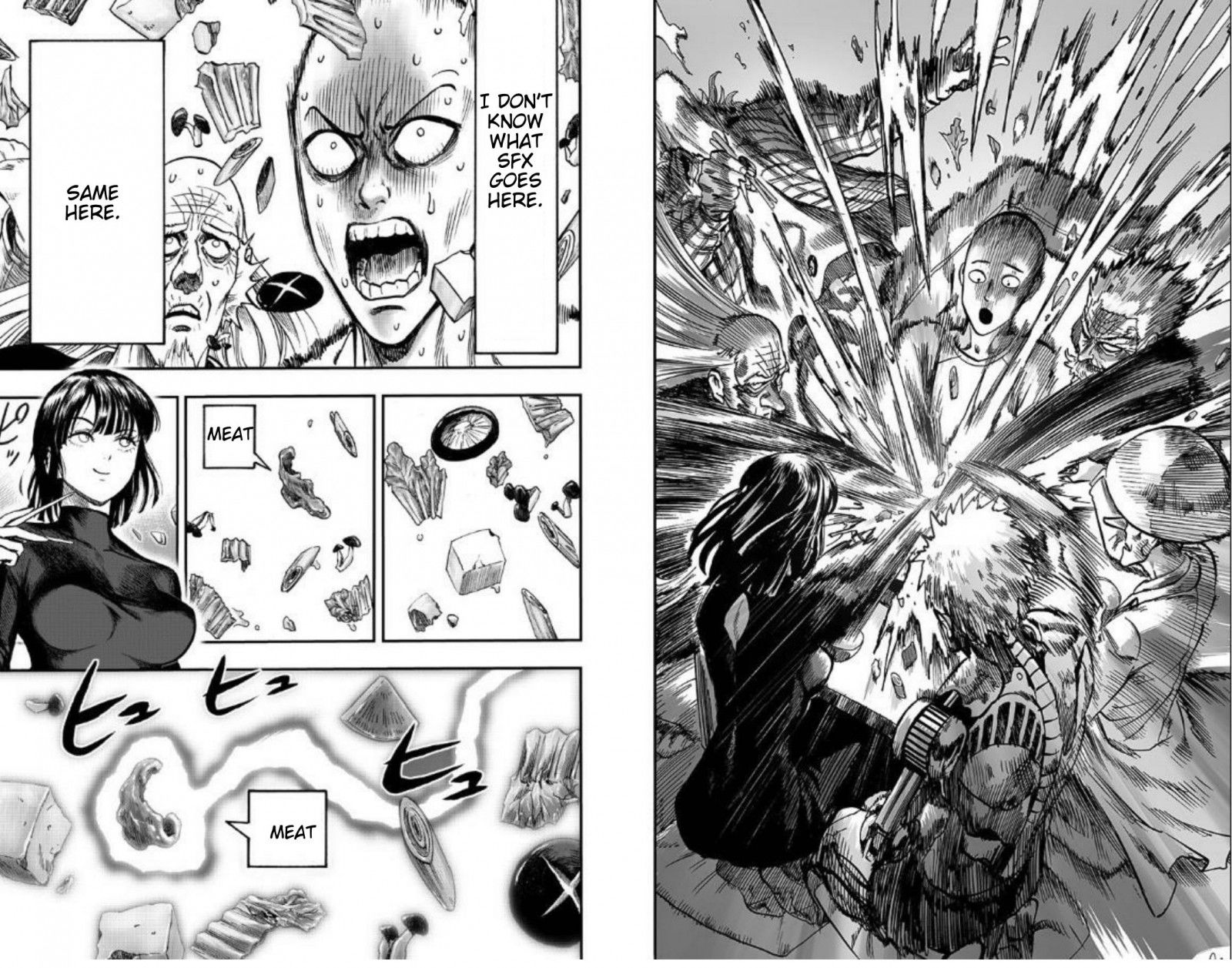 One Punch Man Chapter 89 Read Online Image 47