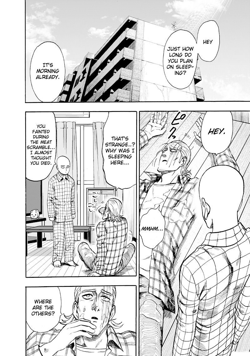 One Punch Man Chapter 90 Read Online Image 6