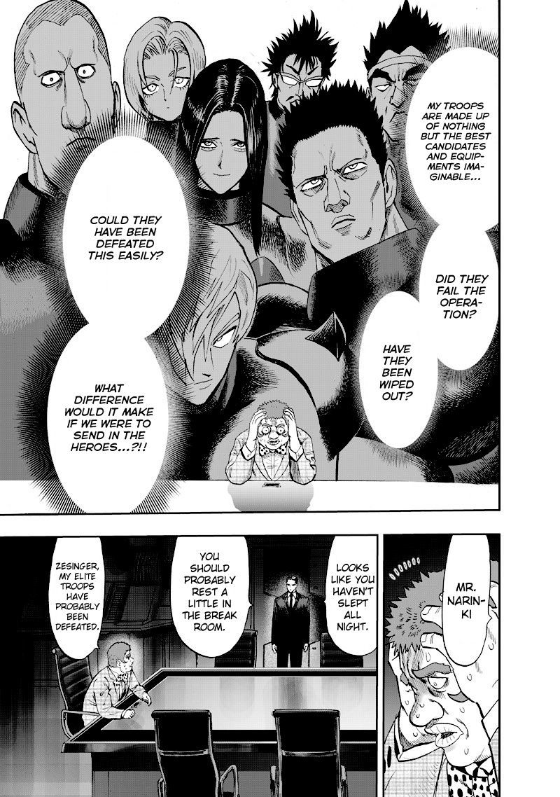 One Punch Man Chapter 90 Read Online Image 13