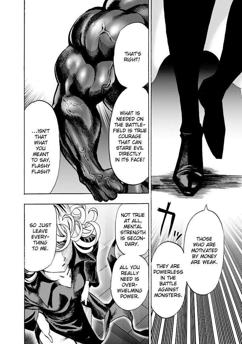 One Punch Man Chapter 90 Read Online Image 16