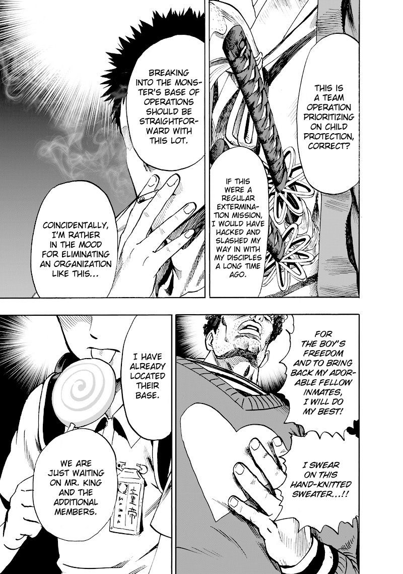 One Punch Man Chapter 90 Read Online Image 17