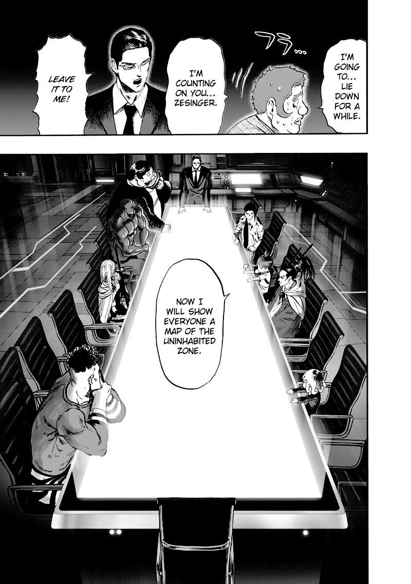 One Punch Man Chapter 90 Read Online Image 20