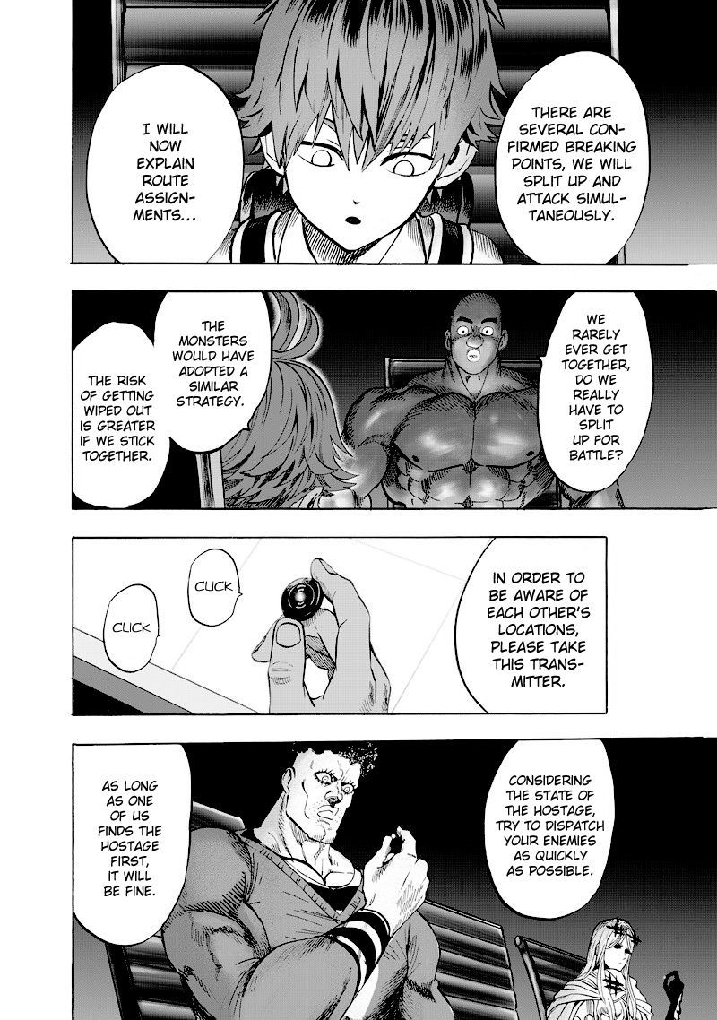One Punch Man Chapter 90 Read Online Image 21