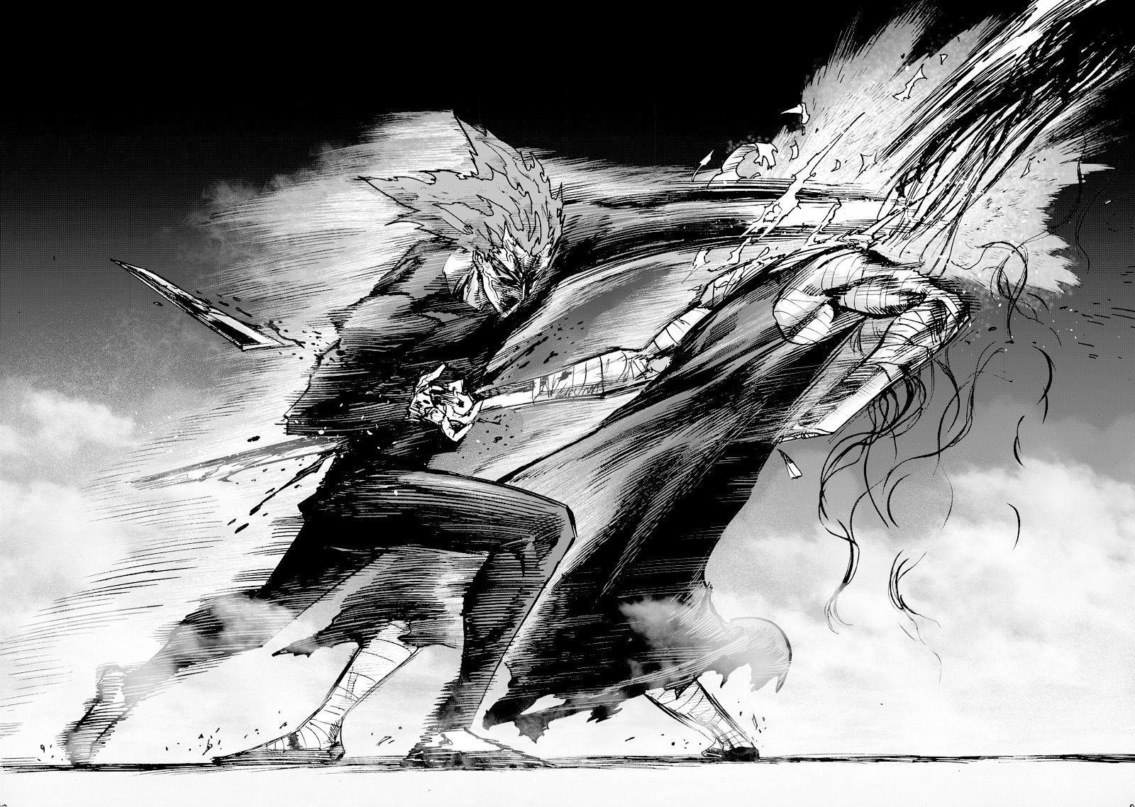 One Punch Man Chapter 90 Read Online Image 33