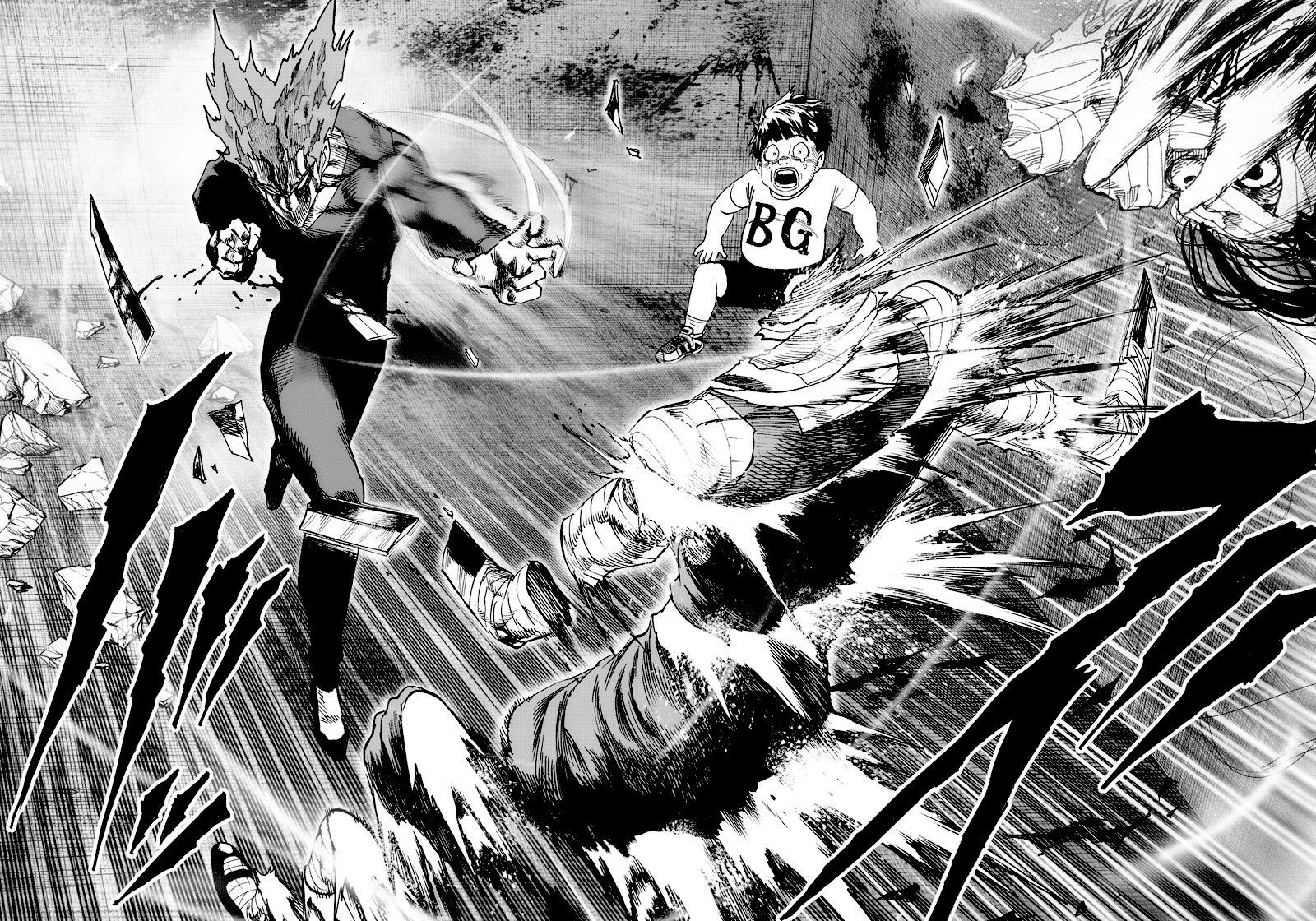 One Punch Man Chapter 90 Read Online Image 36