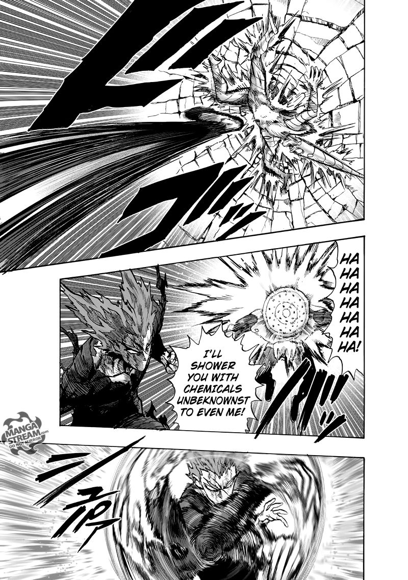 One Punch Man Chapter 91 Read Online Image 13
