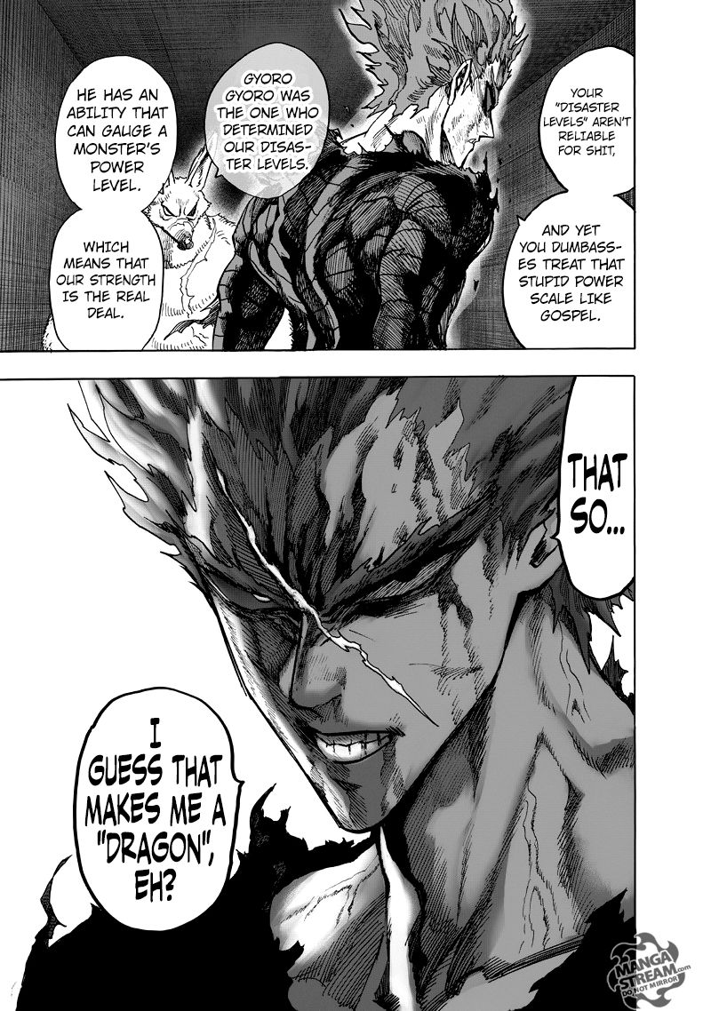 One Punch Man Chapter 91 Read Online Image 19