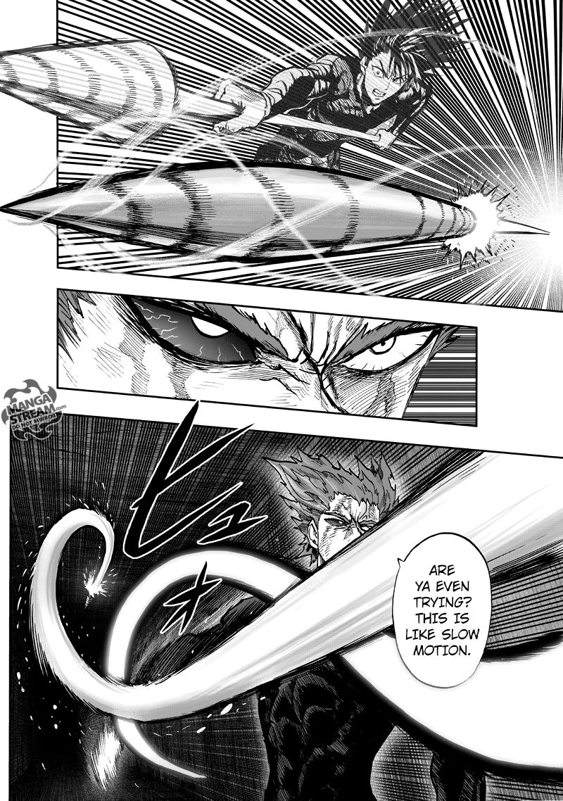 One Punch Man Chapter 91 Read Online Image 22