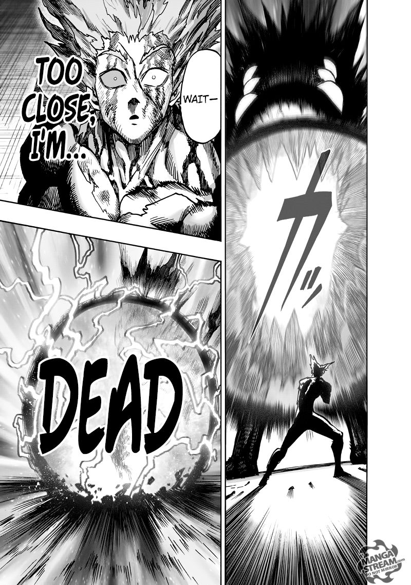 One Punch Man Chapter 91 Read Online Image 36