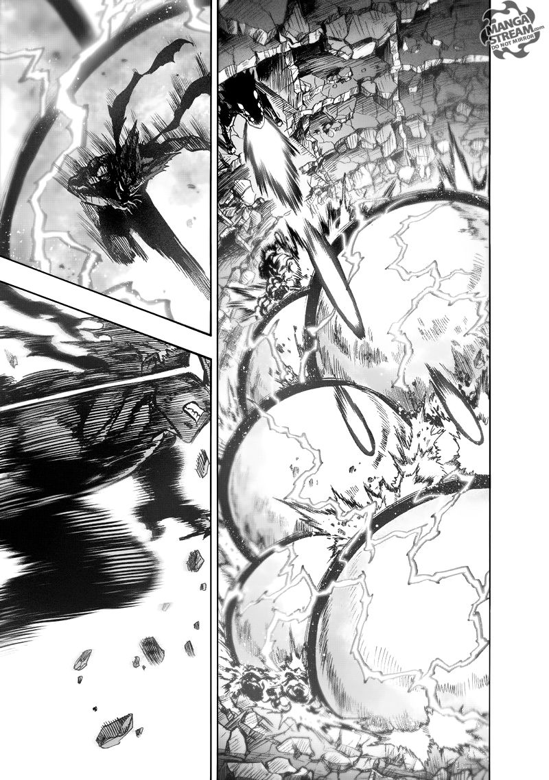 One Punch Man Chapter 91 Read Online Image 42