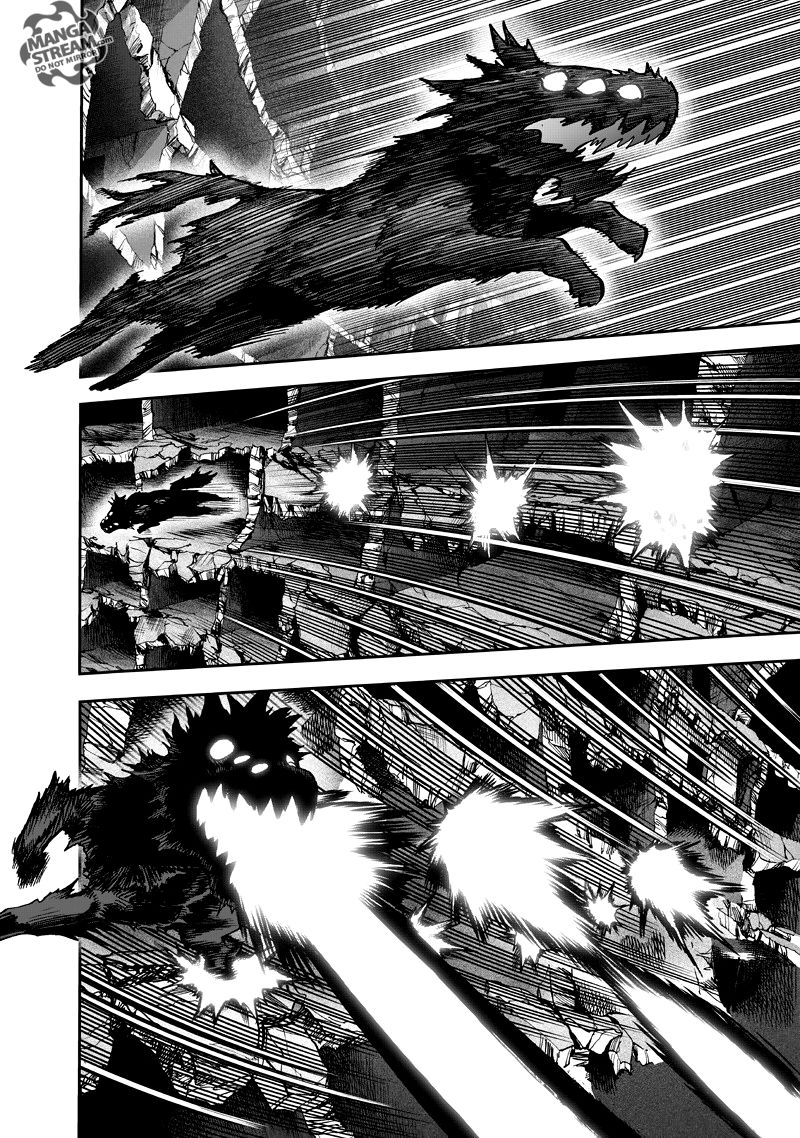One Punch Man Chapter 91 Read Online Image 43