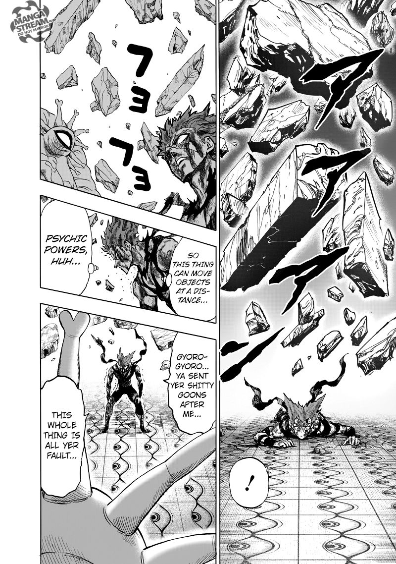 One Punch Man Chapter 91 Read Online Image 57