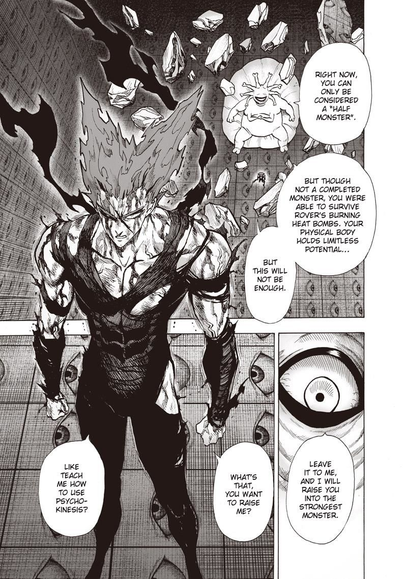 One Punch Man Chapter 92 Read Online Image 3