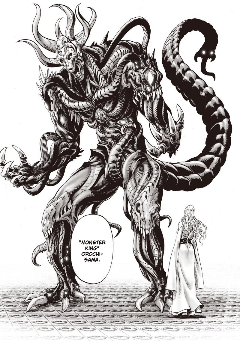 One Punch Man Chapter 92 Read Online Image 8