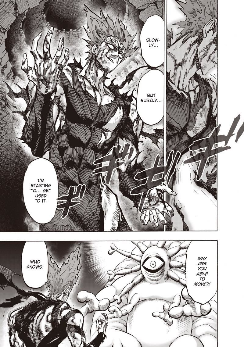 One Punch Man Chapter 92 Read Online Image 13